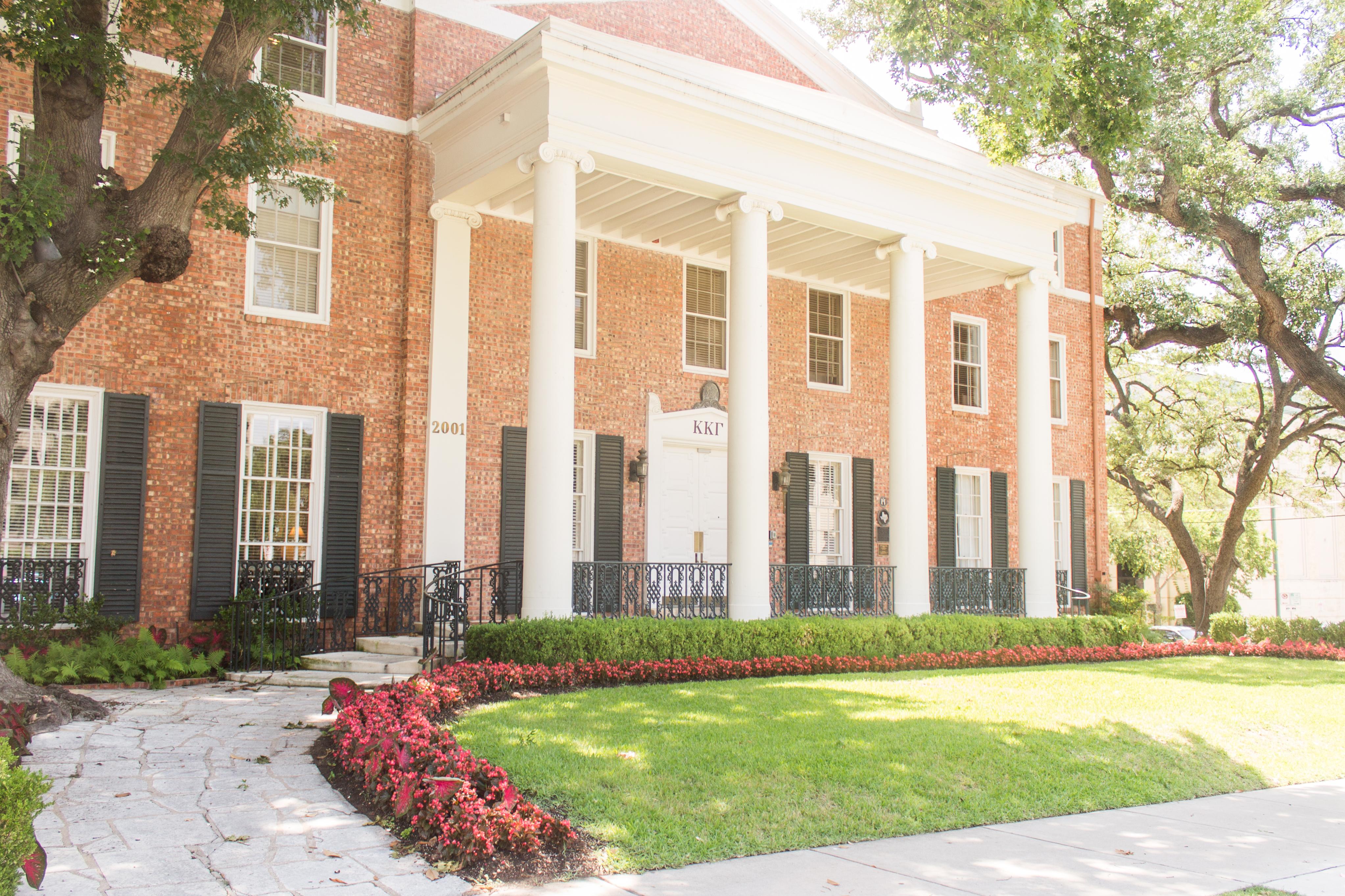 Kappa Kappa Gamma House - University of Texas