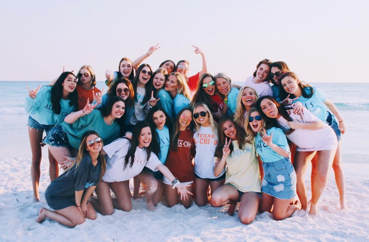 Where to live at UT for freshmen that plan to rush and join a sorority
